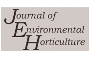 Journal of Environmental Horticulture